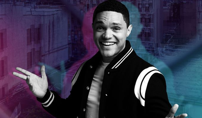 Trevor Noah tickets at The Mountain Winery in Saratoga