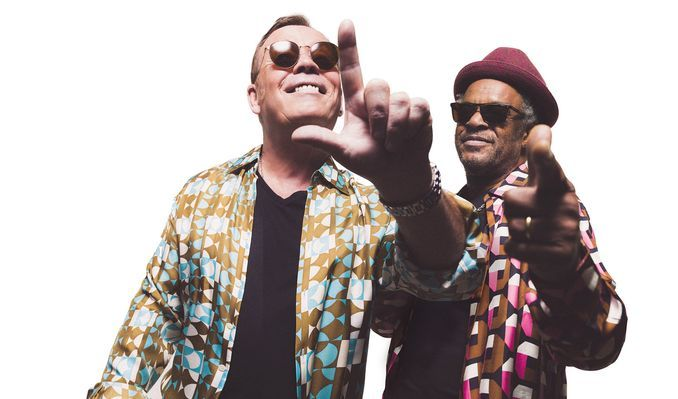UB40 Featuring Ali Campbell and Astro tickets at The Mountain Winery in Saratoga