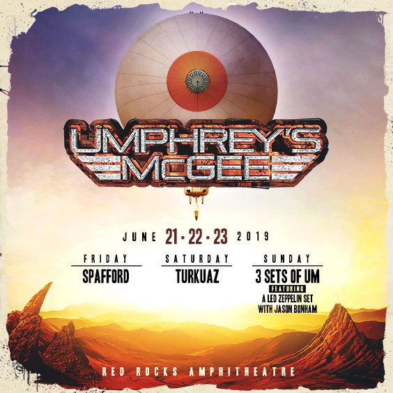 Thumbnail for Umphrey's McGee - 3 Day Pass