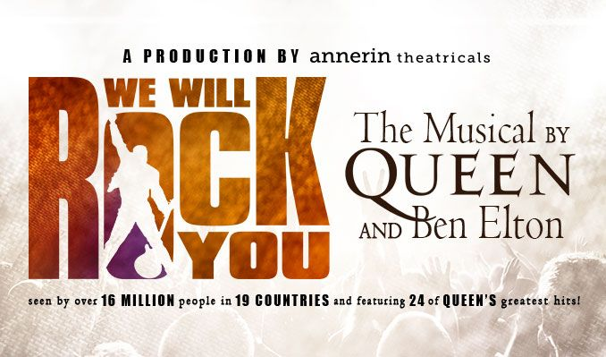 We Will Rock You tickets at Microsoft Theater in Los Angeles