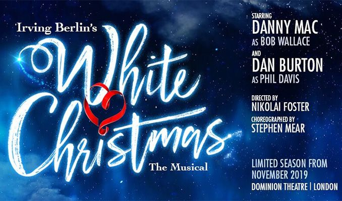 White Christmas - Booking from 15 November to 4 Jan tickets at Dominion Theatre in London