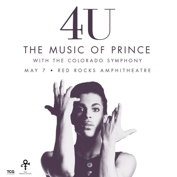 Image for 4U: The Music of Prince with The Colorado Symphony
