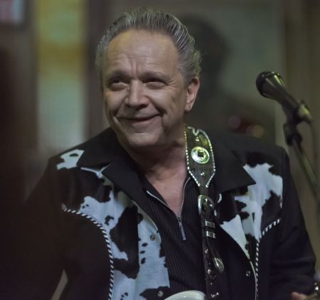 Jimmie Vaughan appearing at the Preservation Hall Jazz Band's Midnight Preserves