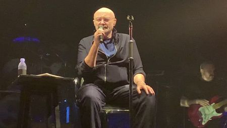 Phil Collins bringing Still Not Dead Yet, Live! Tour to T-Mobile Arena 2019