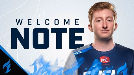 Dallas Fuel trades rCk to Boston Uprising, acquires NotE ahead of Stage 2
