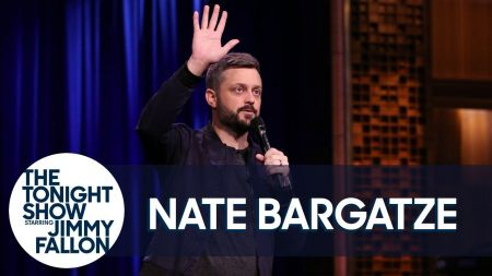 Nate Bargatze announces Good Problem to Have Tour 2019