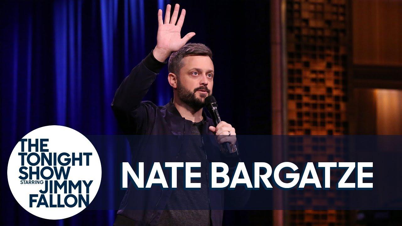 Nate Bargatze announces Good Problem to Have Tour 2019