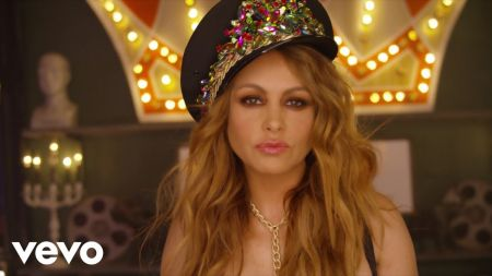 Paulina Rubio raises a ruckus in 'Ya No Me Engañas' music video