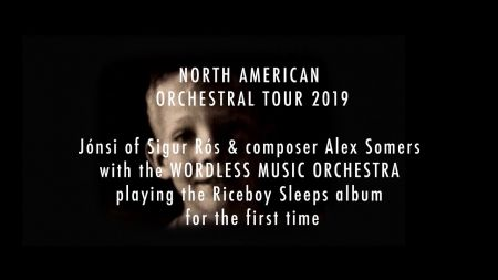 Jónsi and Alex Somers announces Riceboy Sleeps Tour 2019