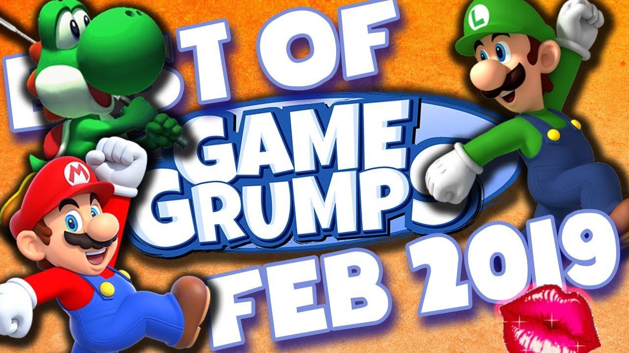 Game Grumps Live! announces The Final Party Tour 2019
