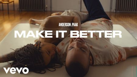 Watch: Anderson .Paak shares video for new song 'Make It Better' featuring Smokey Robinson