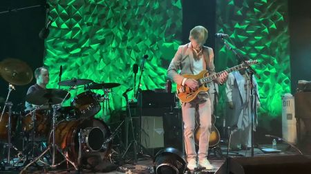 Watch: Trey Anastasio live debut songs from upcoming album 'Ghosts of the Forest'
