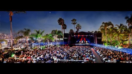 Humphreys Concerts by the bay announces 2019 schedule and tickets