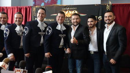 Banda El Recodo & Mariachi Vargas de Tecalitlán announces 200 años tour 2019