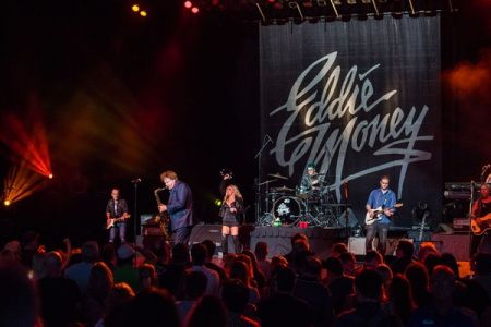 AXS TV airs Sammy Hagar, Eddie Money marathon April 27, premieres 'Eddie Money: The Real Money Concert' April 28