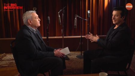 AXS TV's 'The Big Interview': 5 things we learned from Steve Perry