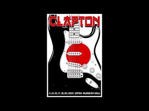 Listen: Eric Clapton plays rare 'Layla' at Tokyo concert