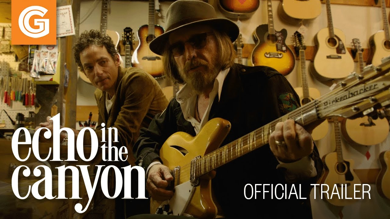 Watch: Eric Clapton, Tom Petty and more in 'Echo in the Canyon' documentary