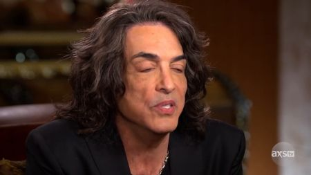 AXS TV's 'Big Interview' sneak peek: KISS frontman Paul Stanley opens up about fame on April 23