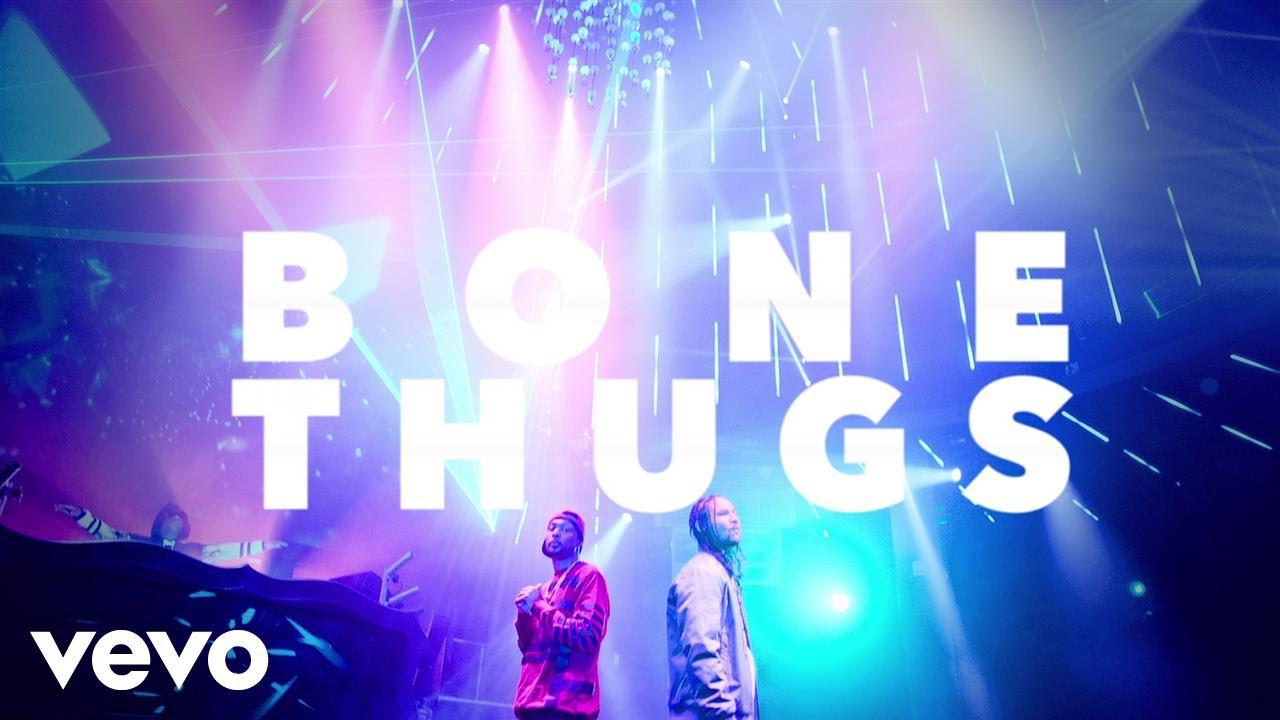 Bone Thugs-N-Harmony announces summer 2019 show at The Novo