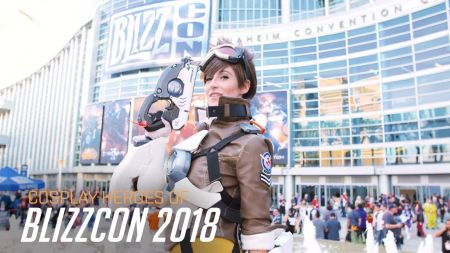 BlizzCon 2019 tickets and dates announced for Anaheim Convention Center