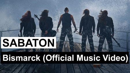 Sabaton announces The Great Tour 2019