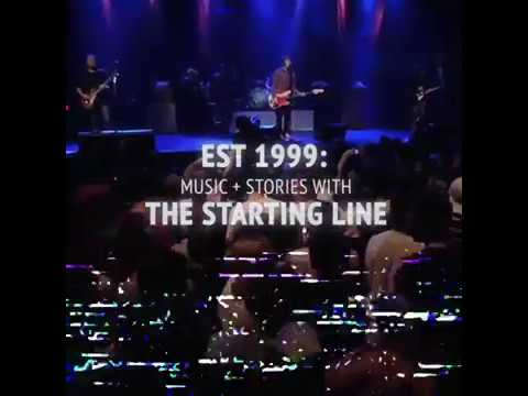 The Starting Line announce 20th anniversary tour