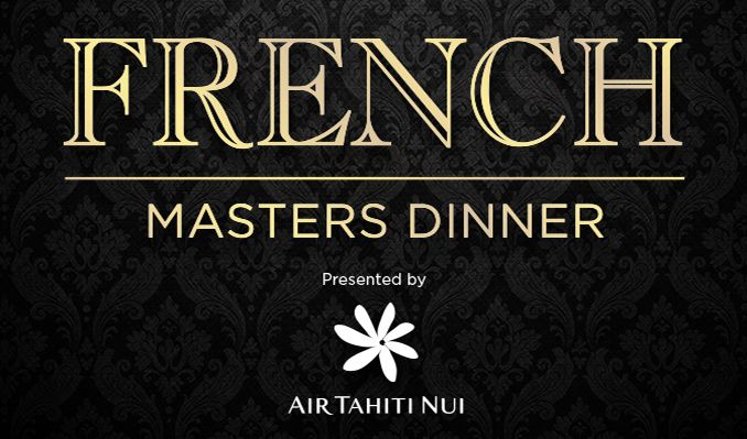 Lexus All-Star Chef Classic - French Masters Dinner presented by Air Tahiti Nui tickets at L.A. LIVE's Event Deck in Los Angeles