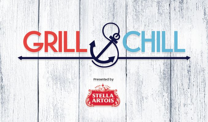 Lexus All-Star Chef Classic - Grill & Chill Presented by Stella Artois tickets at L.A. LIVE's Xbox Plaza in Los Angeles