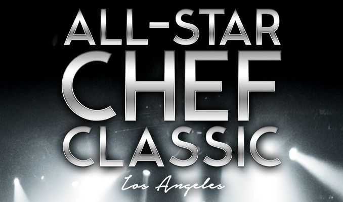 All-Star Chef Classic - Modernist Masters Dinner presented by Blue