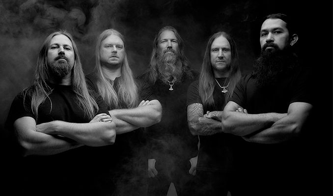 Amon Amarth: Berserker Tour tickets at The Warfield in San Francisco