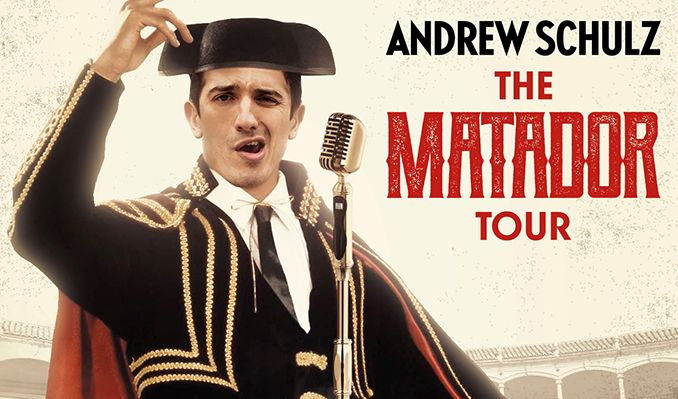 Andrew Schulz tickets at Town Hall, New York City