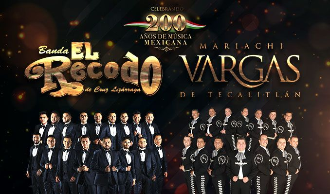 Banda El Recodo y Mariachi Vargas de Tecalitlán tickets at Don Haskins Center in El Paso