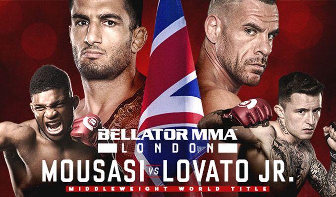 Bellator MMA in 2019