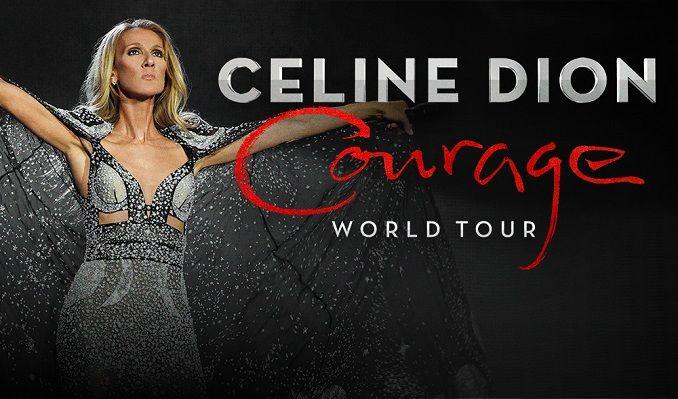 Celine Dion tickets at Sprint Center in Kansas City
