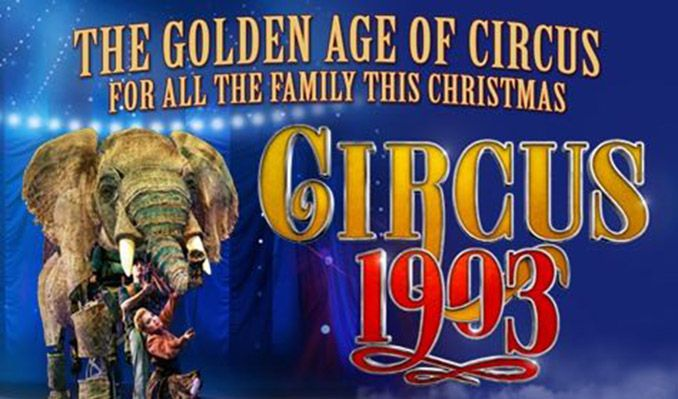 Circus 1903 tickets at Royal Festival Hall, London