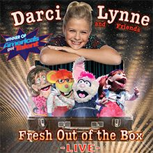 Darci Lynne and Friends tickets at Pikes Peak Center in Colorado Springs