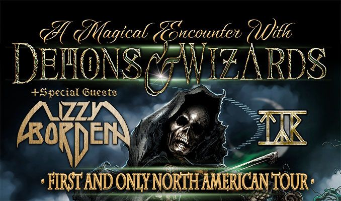 Demons & Wizards tickets at The Showbox in Seattle