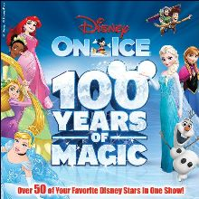 Disney On Ice Celebrates 100 Years Of Magic At The O2 Tickets