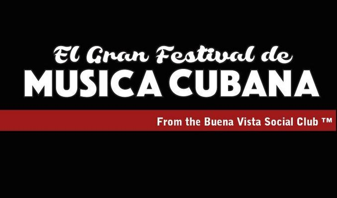 El Gran Festival de Musica Cubana - TEST EVENT ONLY tickets at The Mountain Winery in Saratoga