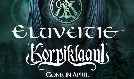 ELUVEITIE & KORPIKLAANI  tickets at PlayStation Theater in New York
