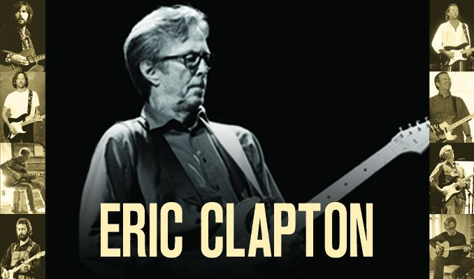 Eric Clapton tickets in Las Vegas at T-Mobile Arena on Fri, Sep 13