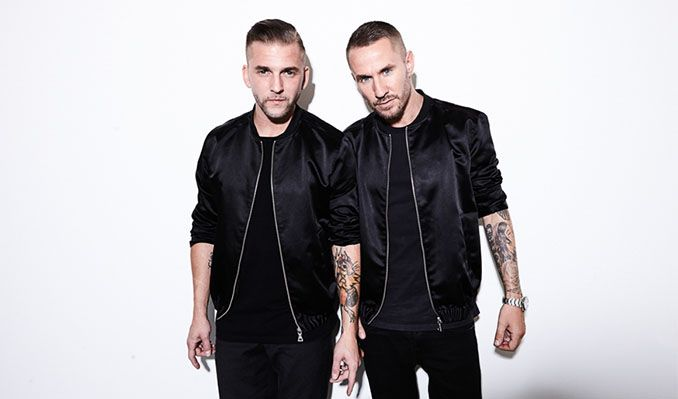 Galantis tickets at Shrine Expo Hall in Los Angeles