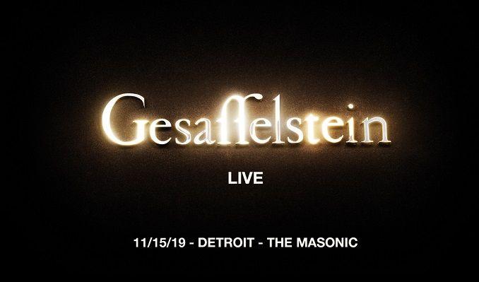 Gesaffelstein tickets at Masonic Temple Theatre in Detroit
