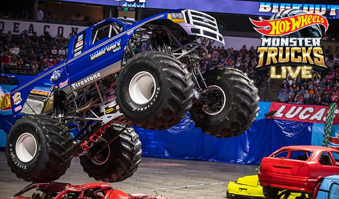 Hot Wheels Monster Trucks Live tickets in San Diego at