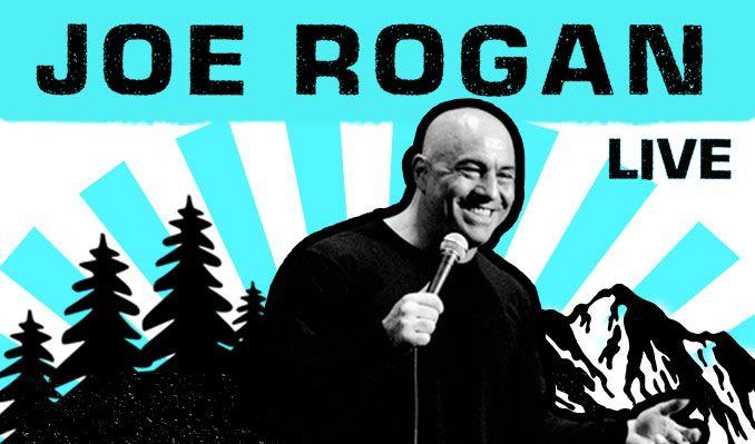 Joe Rogan tickets in Denver at Bellco Theatre on Sat, Aug 24, 2019