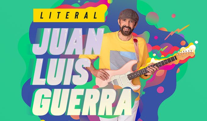 Juan Luis Guerra tickets at Microsoft Theater in Los Angeles