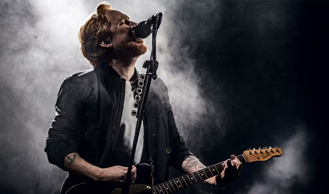 Lars Winnerbäck tickets at ERICSSON GLOBE/Stockholm Live in Stockholm