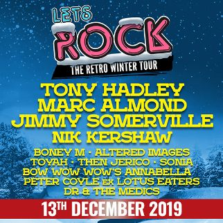 Let's Rock - The Retro Winter Tour