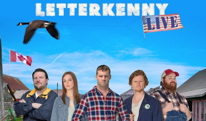 Letterkenny Live tickets at PlayStation Theater in New York